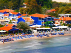 Blue Sea Beach Resort, Скала Потамия