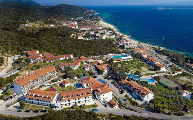 Aristoteles Holiday Resort & SPA, Халкидики