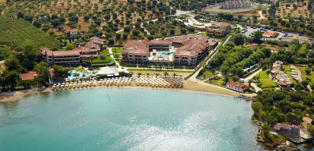 Anthemus Sea Beach Hotel & Spa, Елиа Никити