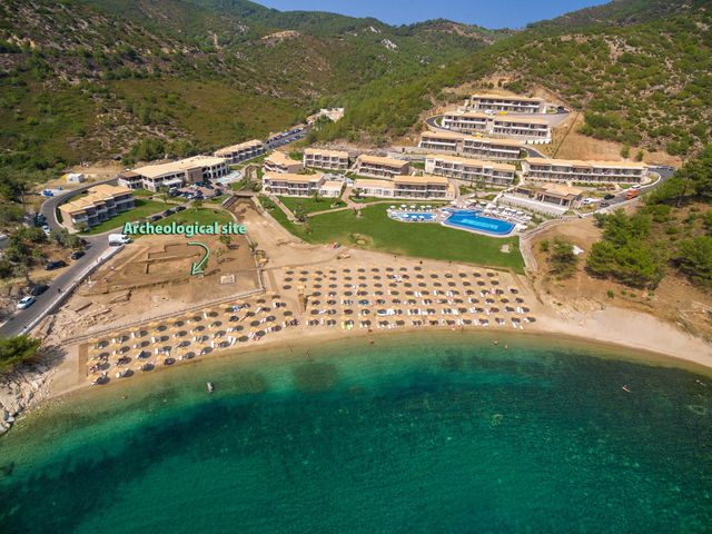 Thassos Grand Hotel and Resort, Agios Ioannis Lukas Beach