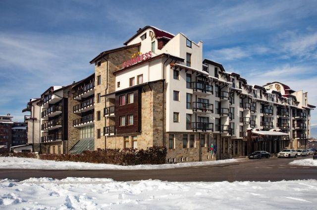 Хотел Гинес, Банско