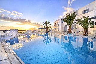 Golden Star Hotel, Град Миконос