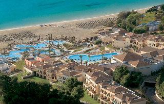 Grecotel Olympia Oasis Хотел, Loutra Kyllinis