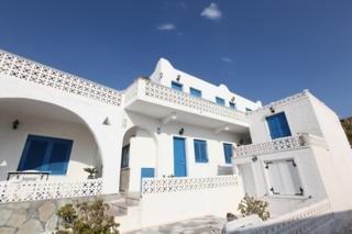 Minas Beach Хотел, Агиос Стефанос