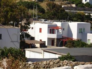 Pensiones Vrissi Хотел, Град Миконос
