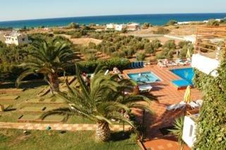 Cretan Garden Хотел, Anissaras
