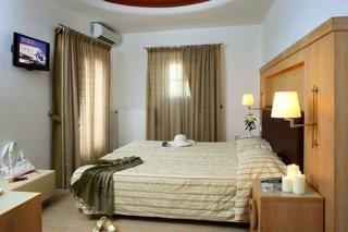 Matogianni Хотел, Град Миконос