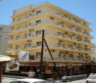 Vassilia Хотел, Родос град