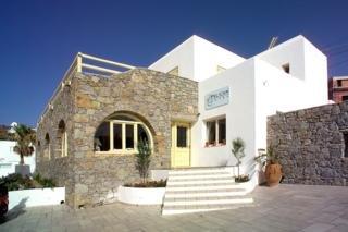 Pelican Хотел, Град Миконос