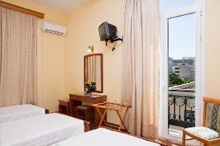Cecil Hotel, Атина