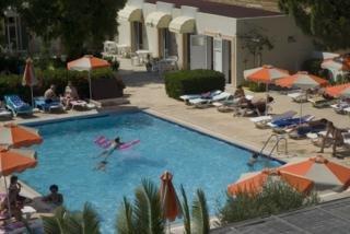 Meliton Hotel, Tholos