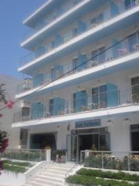 Parthenon Хотел, Родос град