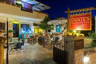 Dante's Maisonettes Хотел, Alykanas