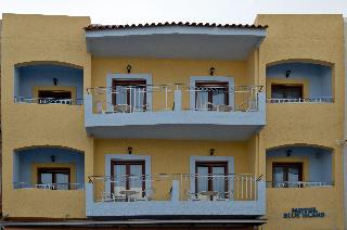 Blue Island Хотел, Херсонисос