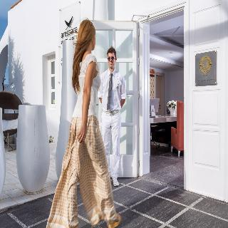 Aressana Spa Hotel & Suites, Fira
