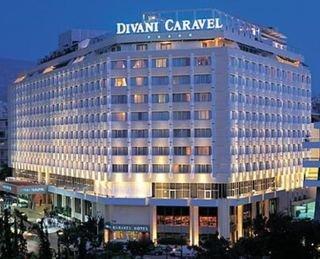 Divani Caravel Хотел, Атина