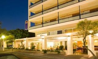 Plaza Хотел, Родос град