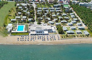 Creta Beach Hotel & Bungalows, Амудара