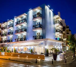 Astali Hotel, Ретимно град
