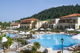 Aegean Melathron Thalasso Spa Хотел, Калитея