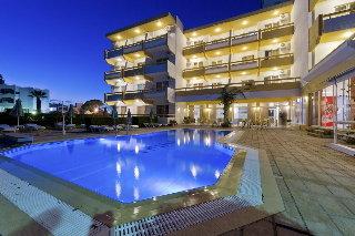 Trianta Hotel Apartmentos, Ialisos
