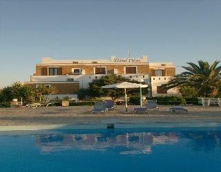 Fikas Hotel, Агиос Георгиос