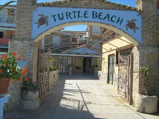 Turtle Beach To Zante Blue Beach Hotel, Agios Sostis