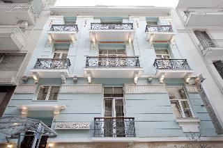 Zaliki Hotel, Солун