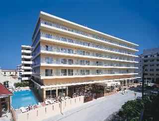 Athena Хотел, Родос град