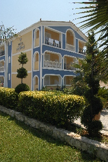 Petros Хотел, Tsilivi
