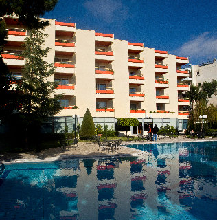 Oasis Hotel Apartments, Атина Крайбрежие