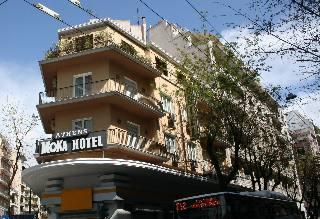 Moka Хотел, Атина