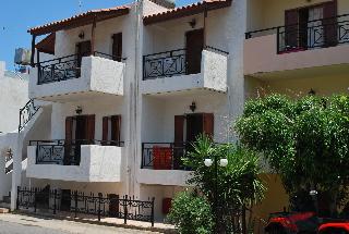 Koula Apartments, Сталис