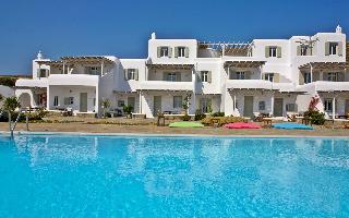 Yakinthos Residence Хотел, Petinaros