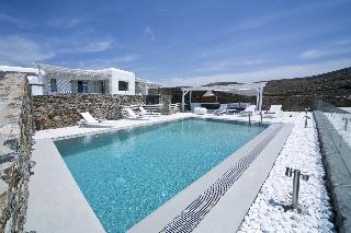 Mykonos Dream Villa, Град Миконос
