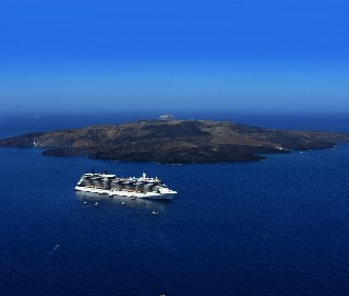 Santorini Royal Suites Хотел, Fira