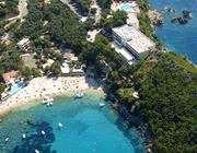 Akrotiri Beach Hotel, Палеокастрица