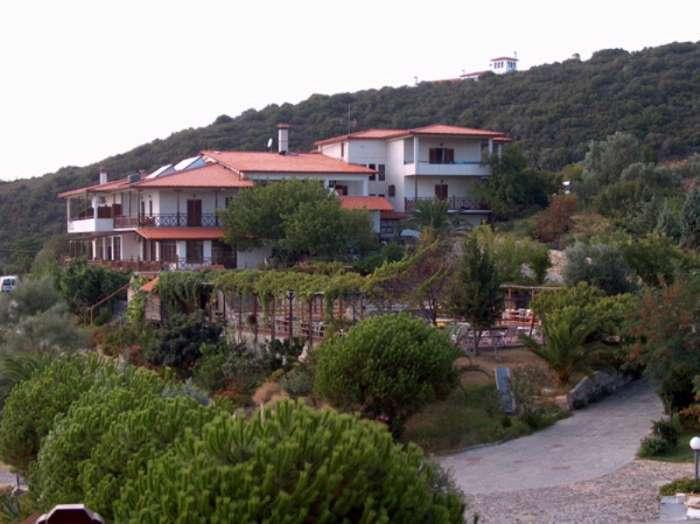 Athorama Hotel, Уранополис