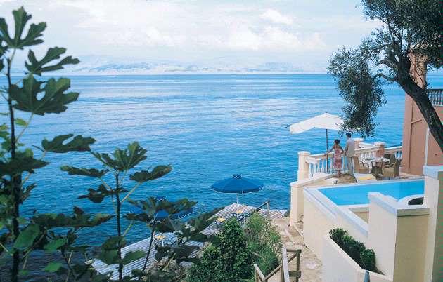 Grecotel Corfu Imperial Хотел, Kommeno