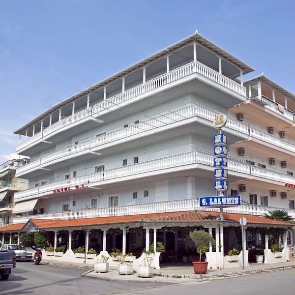 Gl Hotel, Паралия Катерини