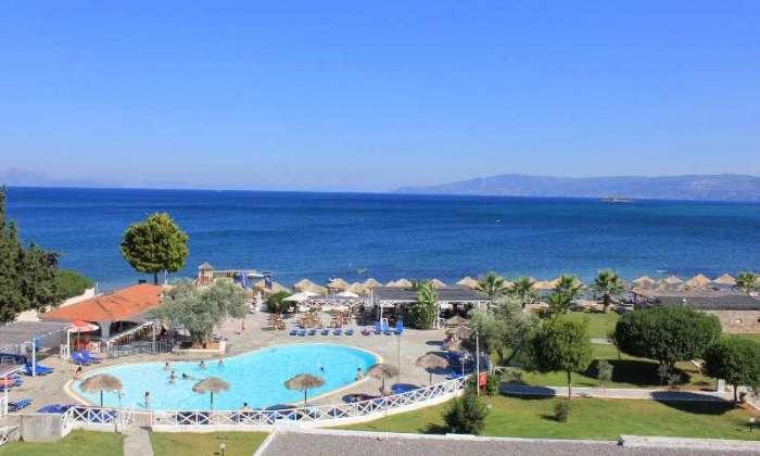 Grand Bleu Sea Resort Hotel, Еретрия