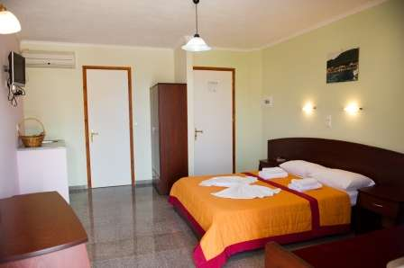 Kalias Hotel Lefkada, Василики