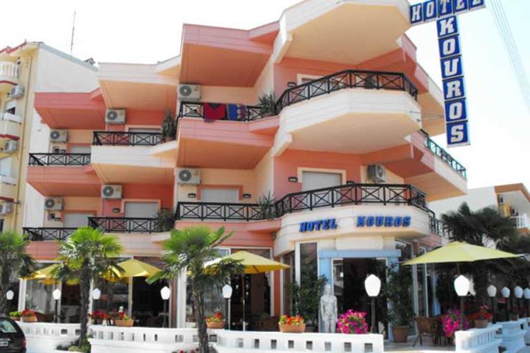 Kouros Hotel Katerini, Паралия Катерини
