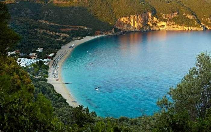 Lichnos Beach Hotel & Suites, Парга