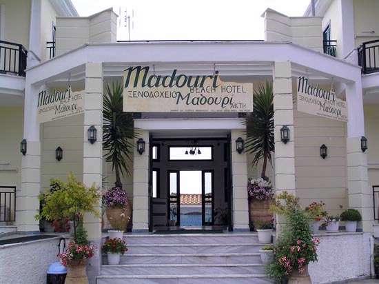Madouri Beach Hotel, Нидри