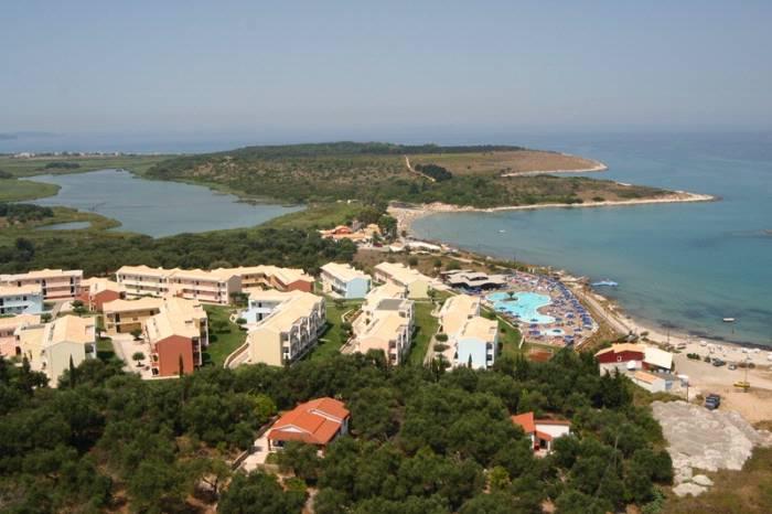 Mareblue Beach Corfu, Агиос Спиридон