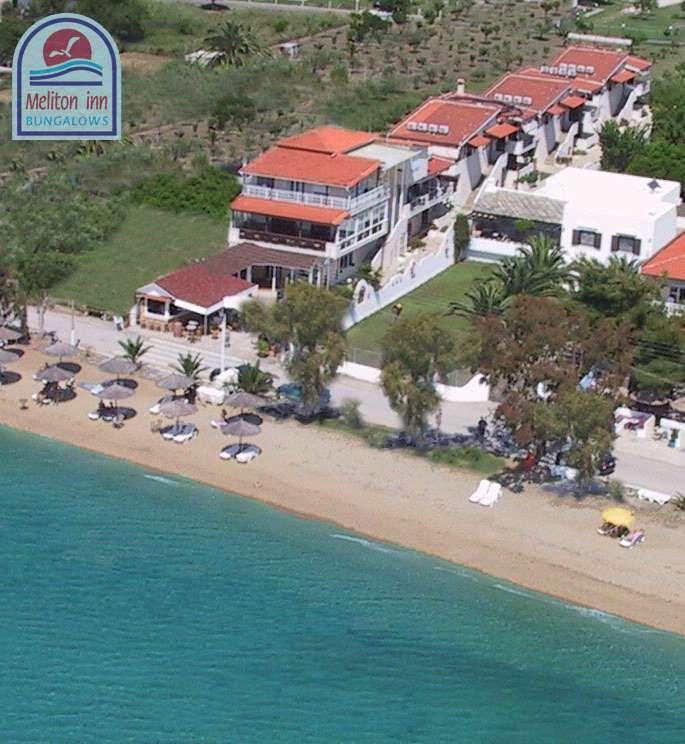 Meliton Inn Hotel Bungalows, Неос Мармарас