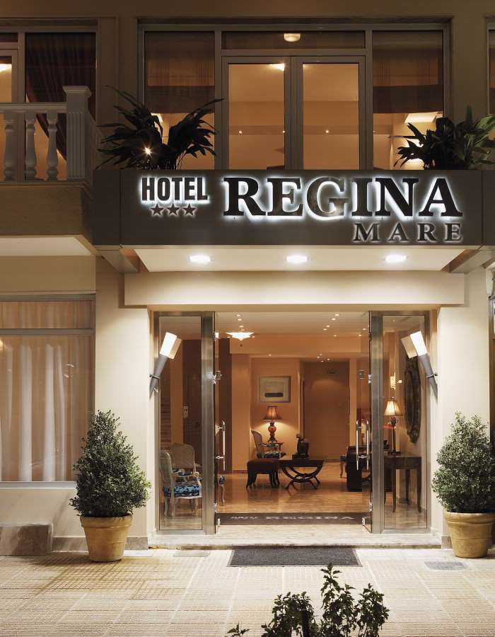 Regina Mare Hotel, Паралия Катерини
