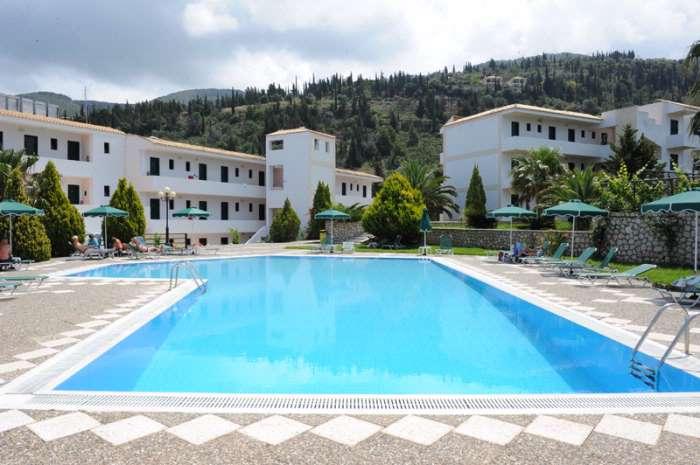 Santa Marina Lefkada Хотел, Агиос Никитас