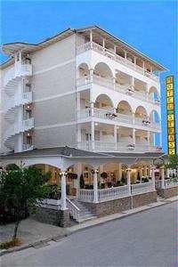 Strass Hotel, Паралия Катерини